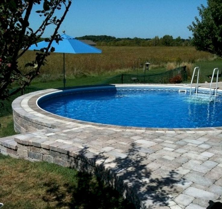 17 best ideas about above ground pool on pinterest - Above ground pool deck ideas on a budget ...