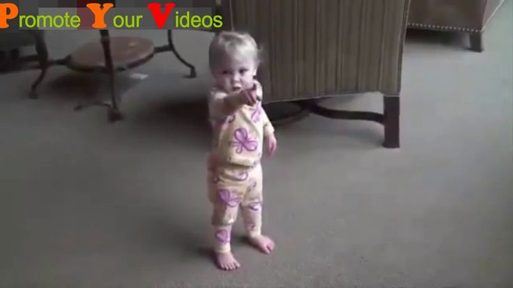 Funny Baby Videos:   A Cute Baby Dancing Videos Compilation:  Funny Danc...