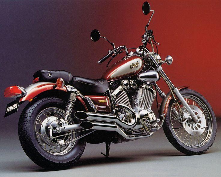 Moto Yamaha XV 535 Virago 2000