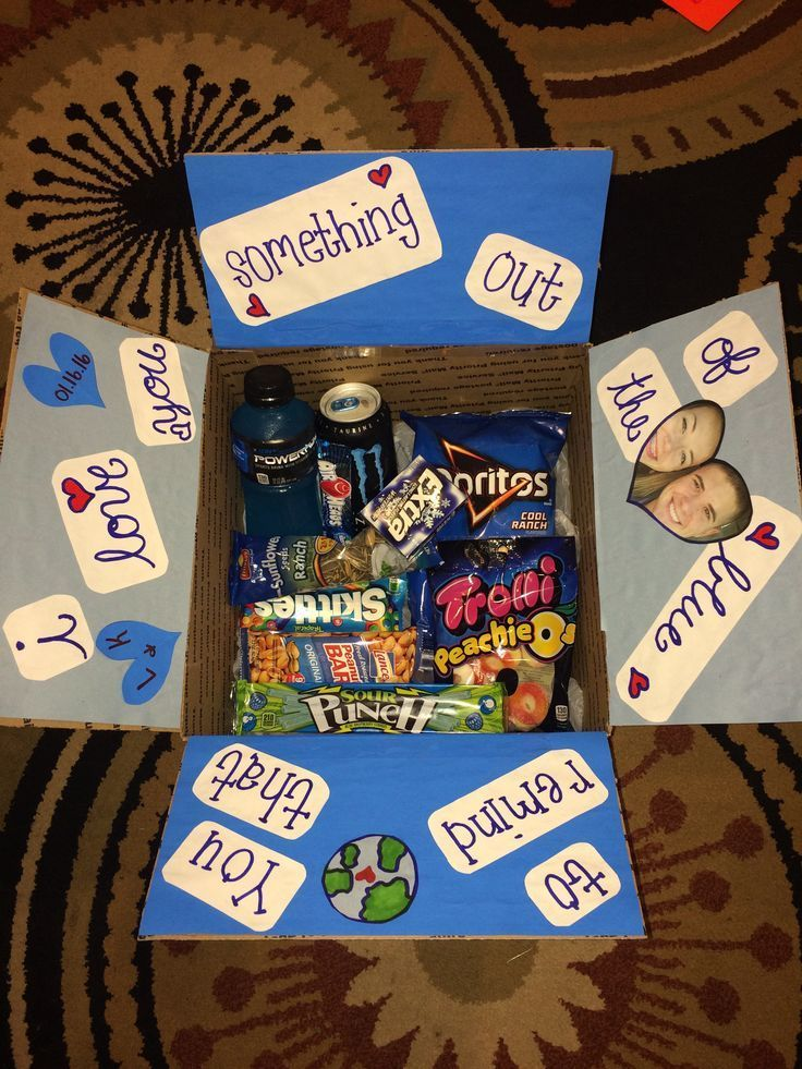 Care Packages Care Packages Giftideasforboyfriend