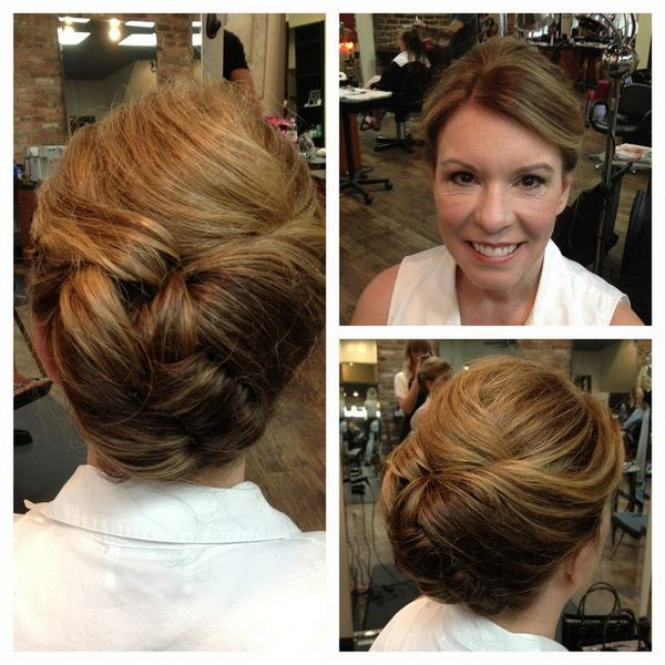 Mother of the Bride Hairstyle