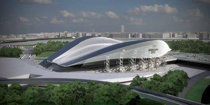 Aquatics Centre - Zaha Hadid Architects