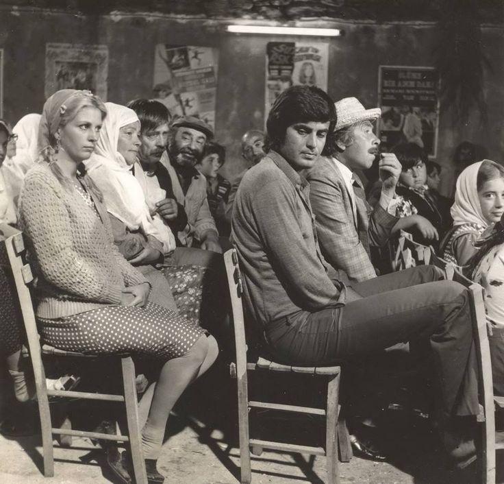 Hale Soygazi, Tarık Akan (Kanlı Deniz 1974)...