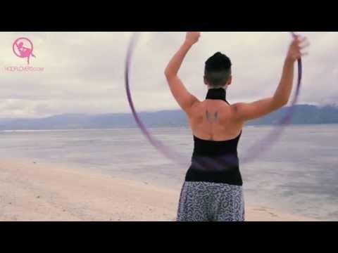 Mandala Swing Start - Hula Hoop Tips for Beginners and Beyond - YouTube