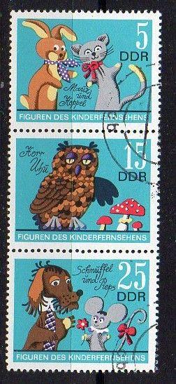 #DDR #Kinderfernsehn bei #Freistempelauktion - Das Auktionshaus für Sammler !