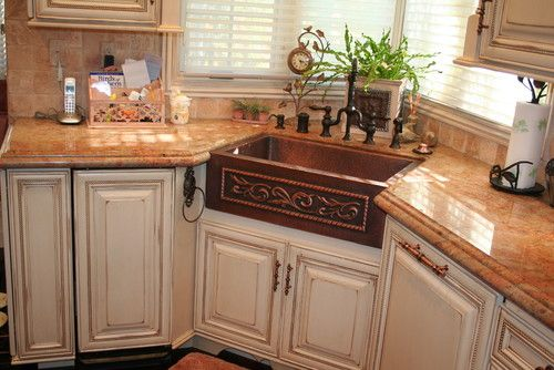 Best 25 copper farmhouse sinks ideas on pinterest Copper countertops cost