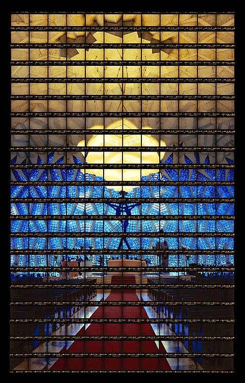 Thomas Kellner - Photography in Art: Brasilia, the architecture of Oscar Niemeyer - a modern utopia