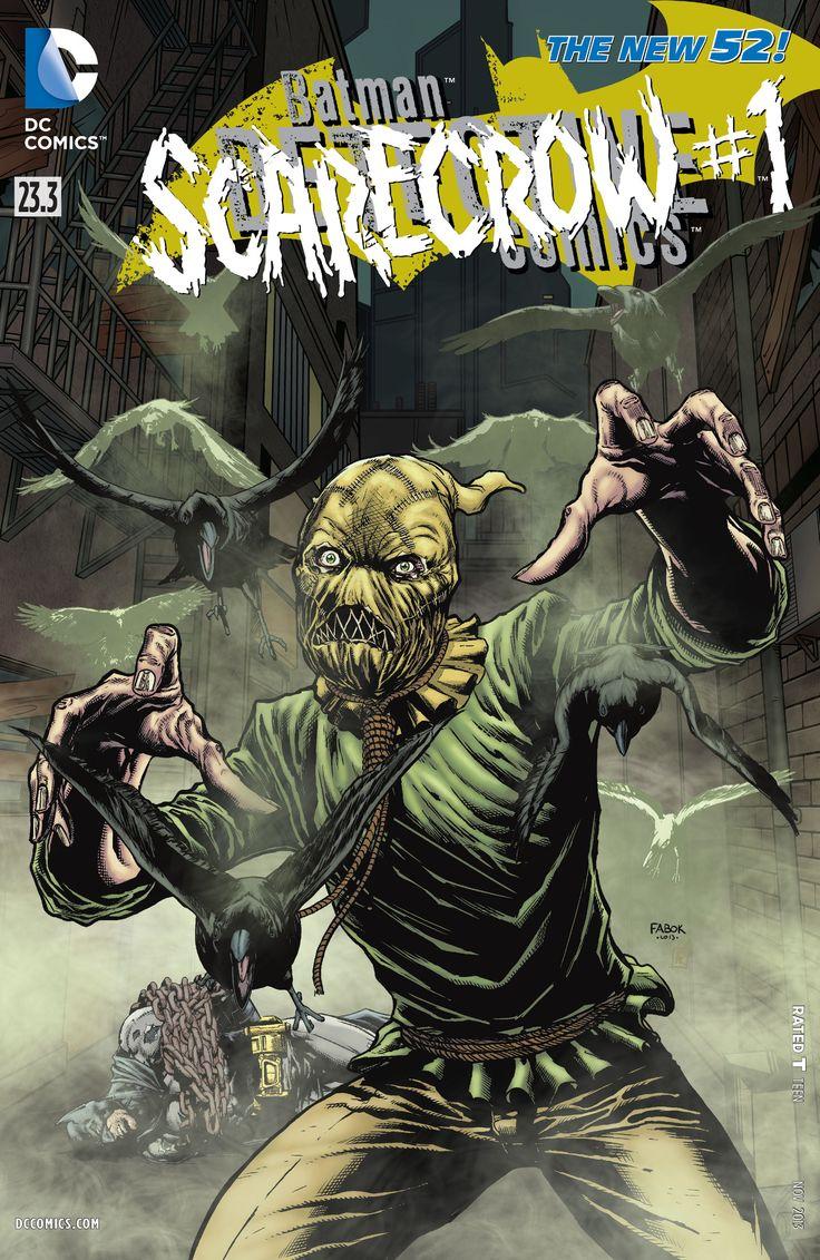 Detective Comics 23.3