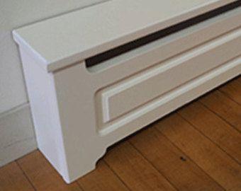 custom baseboard heater covers - Hydronic Baseboard Heaters