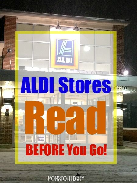 Have you ever been to any of theALDI storesbefore? Save money on every trip. Here are some tips and pointers to make themost of your trip.