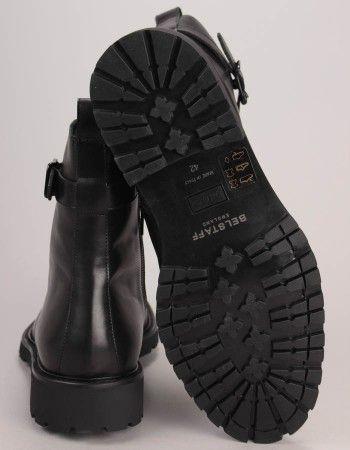 73080dfcf6 Belstaff Paddington Boot Black | Accent Clothing | Mens Autumn Outerwear  Essentials | Belstaff, Belstaff jackets, Black boots