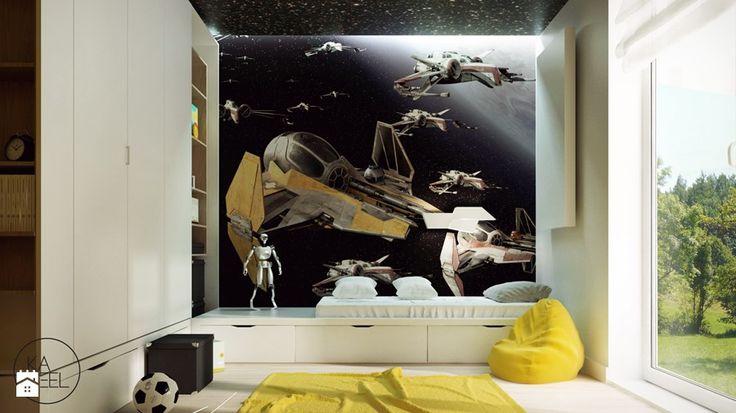 STRZESZEWSKIEGO - Pokój dziecka, styl nowoczesny - zdjęcie od KAEEL.GROUP | ARCHITEKCI