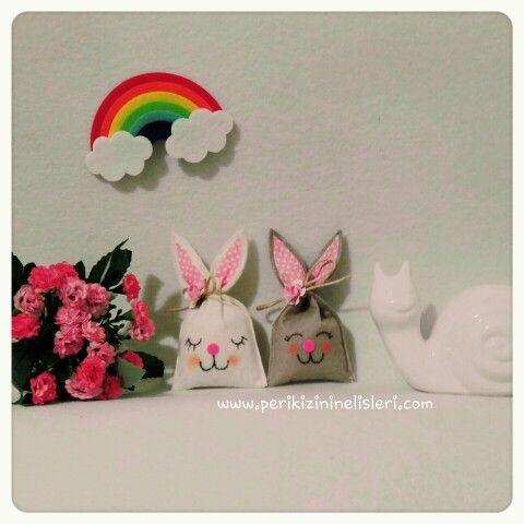 Www.perikizininelisleri.com  tavşan lavanta kesesi