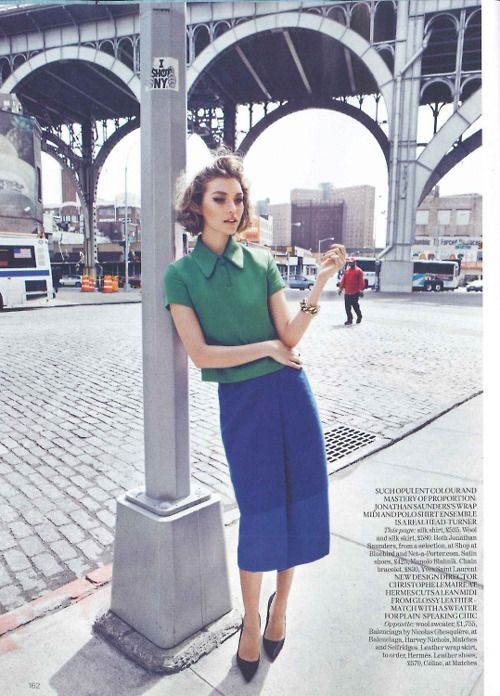 ballet-flats:    'Midi Town' by Lachlan Bailey for Vogue UK, August 2011    …sea breeze…