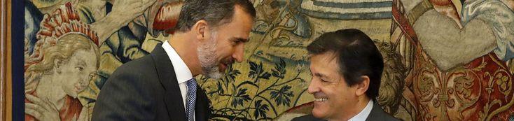Fernández asegura al Rey que el PSOE se va a abstener y espera no tener que sancionar a nadie