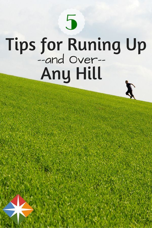 Power your run up and over any hill with these 5 training tips from one of SparkPeople's own members. When training for a hilly half marathon, you need to know how your running style should change to get run up hills. Try this on your next running workout and see if you notice any difference.