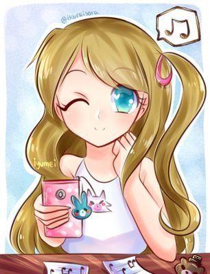 Resultado de imagen para joy fnafhs anime