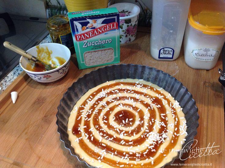 Ricetta Torta con marmellata di fichi: imparate con la vostra Cicetta come realizzare questa semplice ricetta con tante foto e spiegazioni passo dopo passo.
