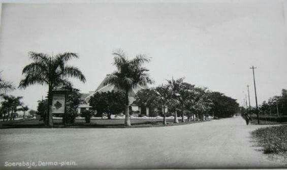 Darmo Plein 1930