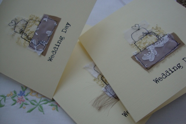 wedding card £3.25
