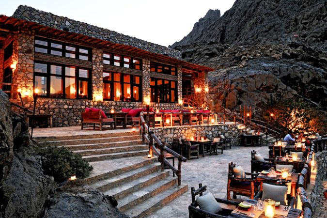 Oman Six Senses Zighy Bay