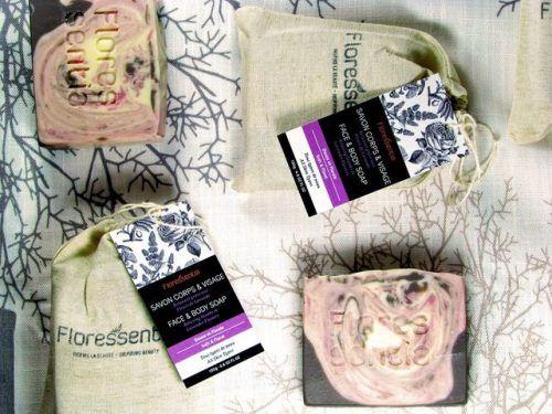 Face & Body Soap Noble Lavender #soap #savon #love #savonartisanal #organic#aromatherapy #essentialoils #biologique#cosmetiquesnaturels #cosmetiquesbio#organicskincare #skincare #slowcosmetic#herbalskincare #herbal https://floressentia.com/en/product/lavender/