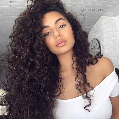 Pinterest Tmlky Hairstyles Pinterest Curly Hair Styles Hair