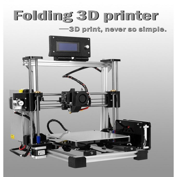 Buy Foldable Auto leveling prusa based 3d