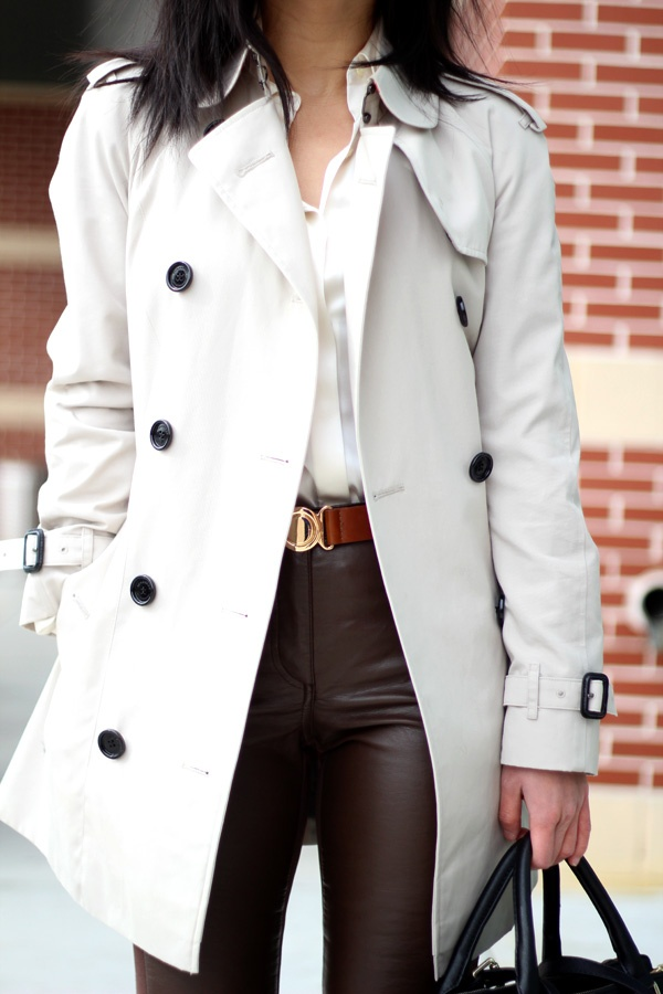 172 best The trench coat images on Pinterest | Trench coats ...