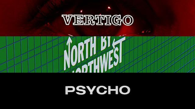 "Saul Bass designed three title sequences for Alfred Hitchcock:  ✇ VERTIGO (1958) starring James Stewart, Kim Novak, Barbara Bel Geddes ✇ NORTH BY NORTHWEST (1959) starring Cary Grant, Eva Marie Saint, James Mason ✇ PSYCHO (1960) starring Anthony Perkins, Janet Leigh, Vera Miles  An overview of almost all of Saul Bass' title sequences: http://bit.ly/SaulBass  Buy the book ""Saul Bass: A Life in Film & Design"" by Jennifer Bass and Pat Kirkham: http://amzn.to/buyBass  the Movie title stills…"