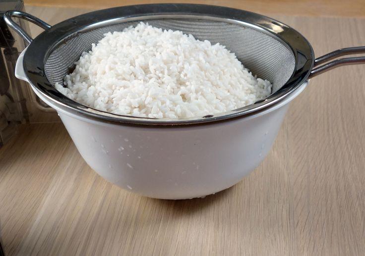 rice flour_strain