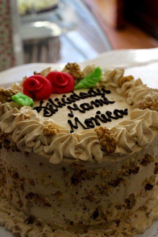 Torta mini de azúcar dorada de www.omigretchen.de