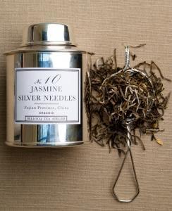 jasmine silver needles tea (bellocq)