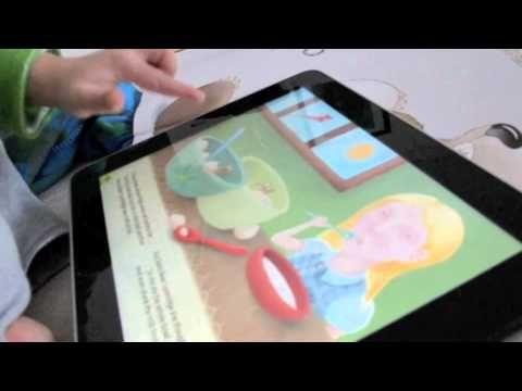 iPad kinderbuch - Goldlöckchen und die drei Bären Ein interaktives Kinde...
