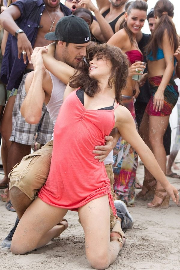Ryan Guzman & Kathryn McCormick sizzle as the hot new stars of STEP UP REVOLUTION.