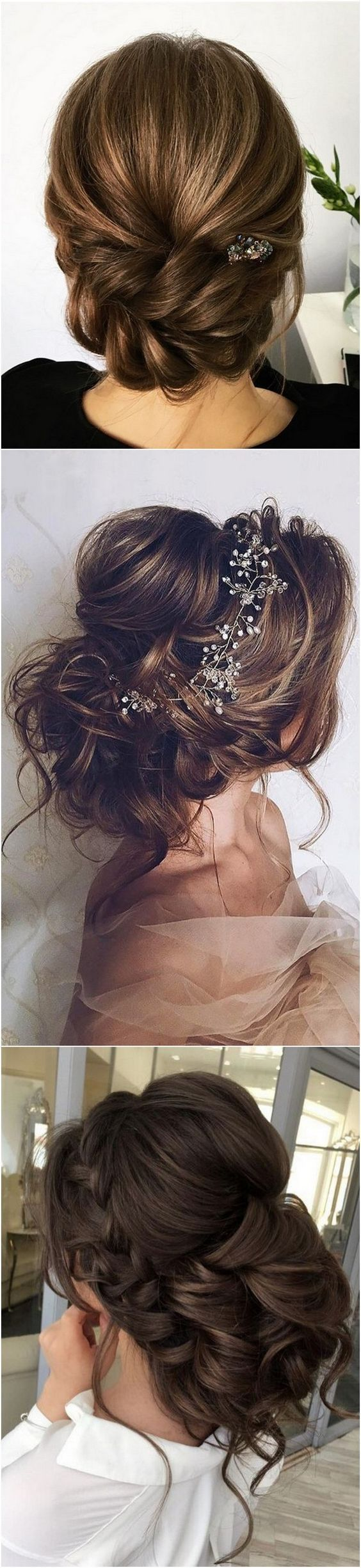best bridal makeup and updos images on pinterest hair dos