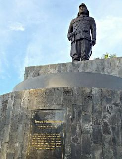 Monumen Teruo Nakamura - Wisata Sejarah Pulau Morotai