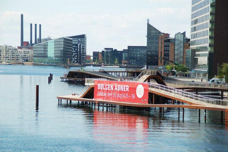 Kalvebod Waves / JDS Architects + KLAR Copenhagen
