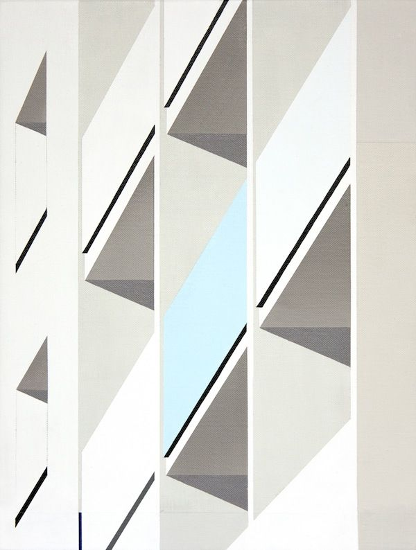 Roos Van Dijk's Architectural Paintings