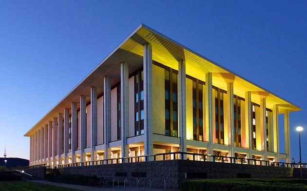 National Library of Australia, Canberra