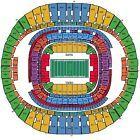 New Orleans SAINTS vs Detroit LIONS - 2 Tickets 12/04/16