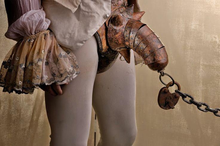 Pircing en el stand de chicas bala en el sem 2018 - 2 10