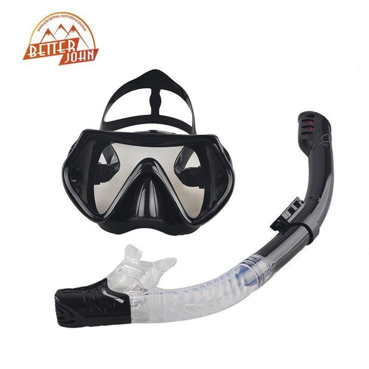 2017 New Professional Scuba Diving Mask Snorkel Anti-Fog Goggles http://www.deepbluediving.org/best-scuba-diving-mask-reviews/ #ScubaDivingMagazine #scubadivingequipment