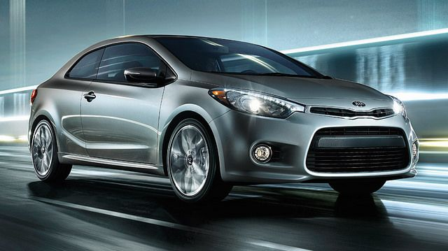 Lease: $239 Per Month For 36 Months. $1,999 Due At Signing For Select 2016 Kia Forte Koup EX