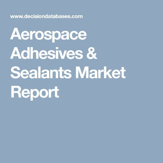 latin america adhesives and sealants market The latin america adhesives and sealants market is experiencing positive rates of growth due to a rise in demand from crucial end users including the automotive and construction industries the major latin american countries that.