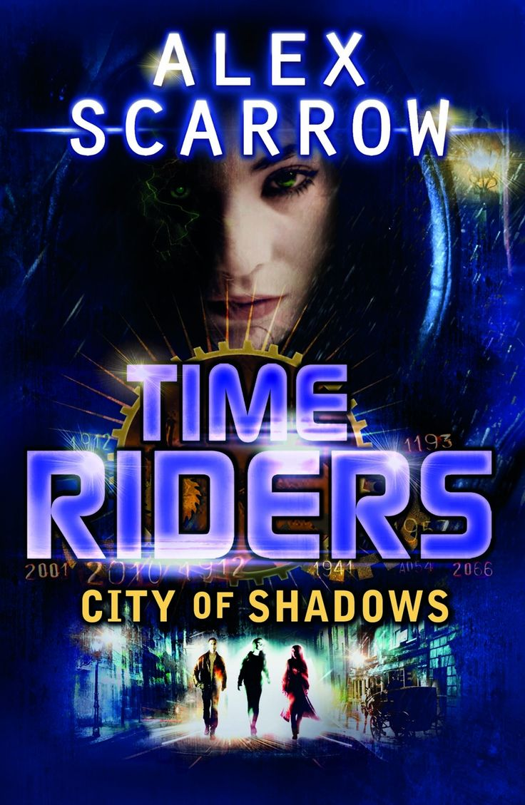 Time Riders#5: City of Shadows
