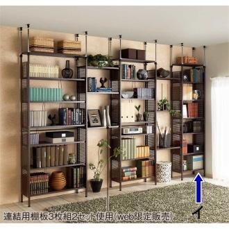 京都の家具の中古あげます 譲ります ジモティーで不用品の処分 突っ張りラック 模様替え インテリア 収納