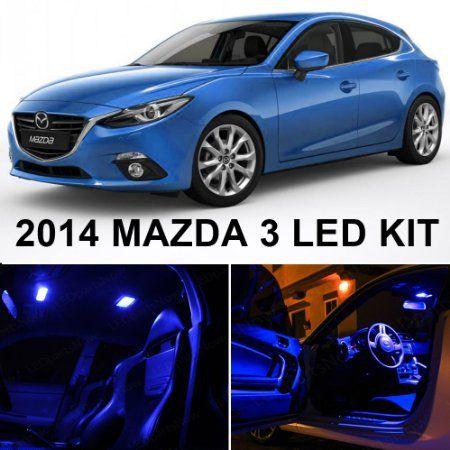 mazda 3 2014 interior lighting kit images galleries with a bite. Black Bedroom Furniture Sets. Home Design Ideas