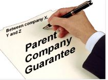Parent company guarantee – Secure your receivables #factoring #company #account #debt #buyer http://rhode-island.nef2.com/parent-company-guarantee-secure-your-receivables-factoring-company-account-debt-buyer/  # Parent company guarantee The parent guarantee is the engagement of a third party (often the parent company of your customer) to pay you if your client does not do so. This contract is particularly relevant when your client is insolvent, but that he belongs to a parent company…