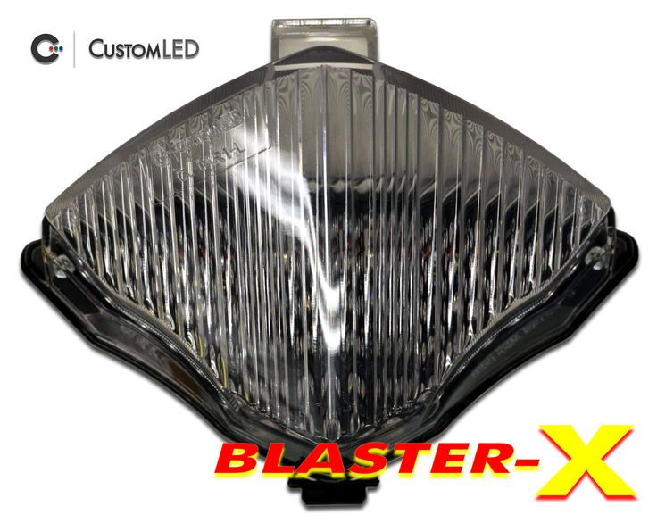 2004-2006 Yamaha YZF-R1 Blaster-X Integrated LED Tail Light